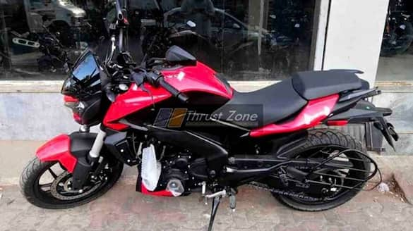 Bajaj Dominar 250 Get New Colors
