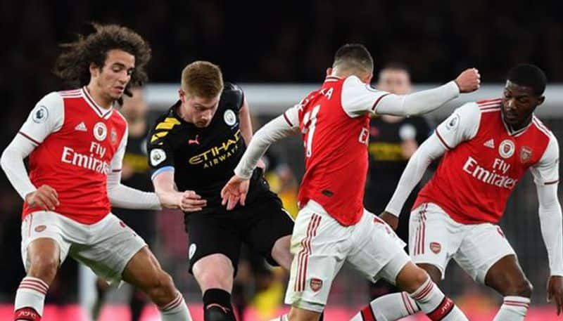 Arsenal beats Man City after a thrilling encounter