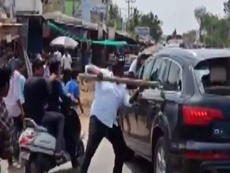 ycp leader got the bail, who is the Accused of Tdp Leaders Attack case  in macherla