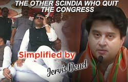 Jyotiraditya's resignation: When the other Scindia rebelled against the Congress