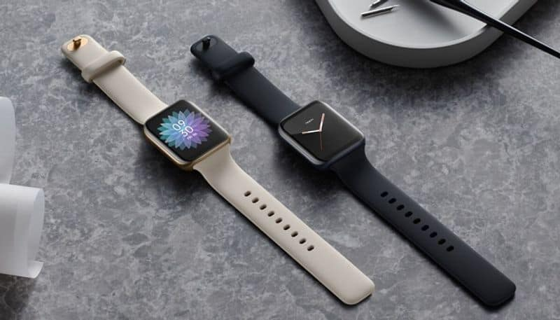 Oppo has finally launched its first smartwatch 41mm, 46mm