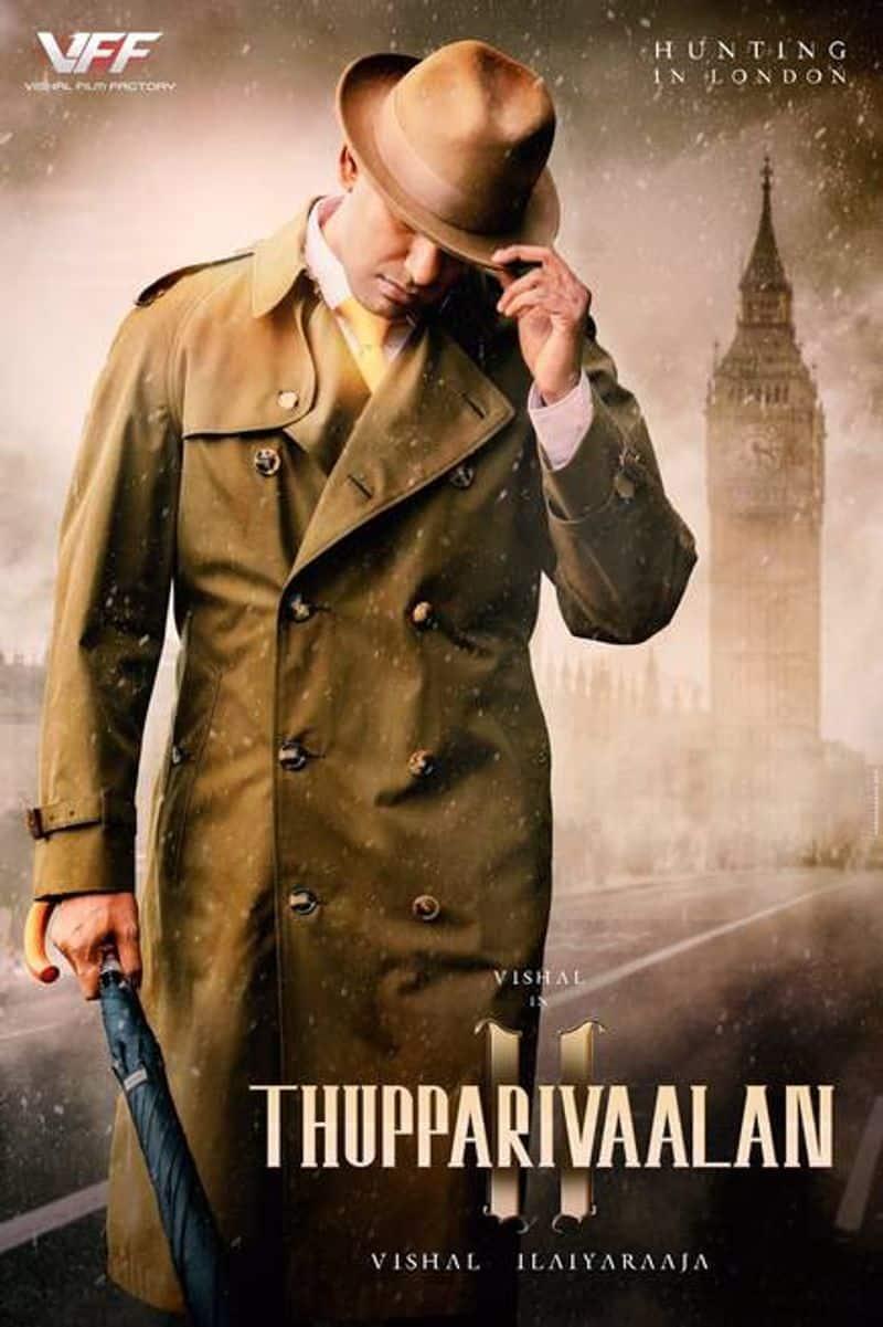 Actor vishal Chakra movie released in OTT this diwali
