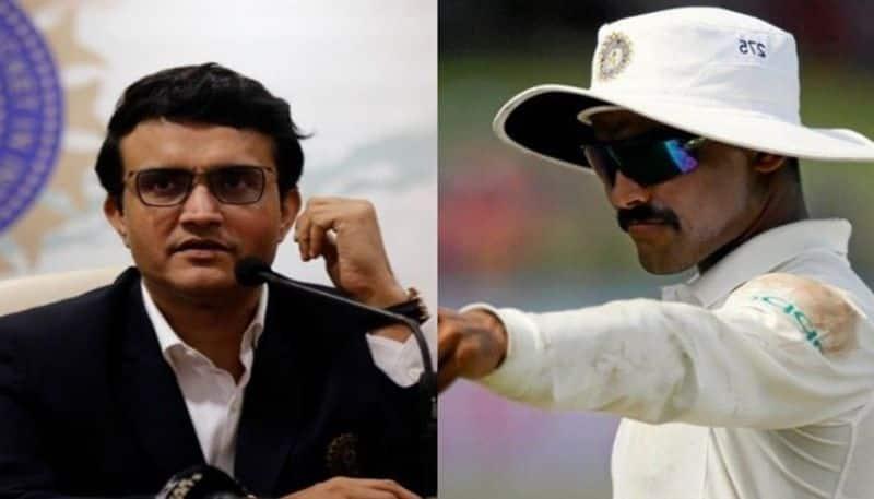 Saurashrtra Wins Ranji Trophy Despite Sourav Ganguly denying Saurashtra Cricket association's Request
