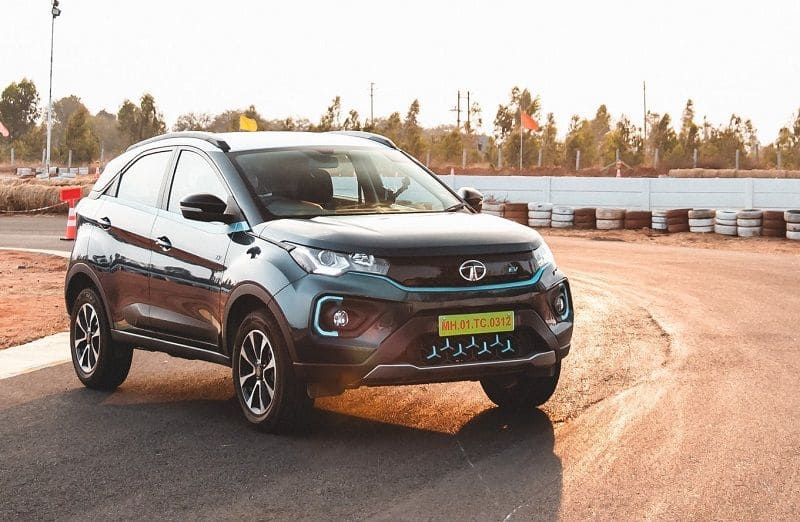 Tata Nexon EV  Indias Top selling Electric Car In March