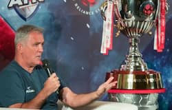 """<p>Meanwhile, Jamshedpur manager, Owen Coyle did admit that Goa was the far better team. """"Got to give credit to Goa. Keeper was outstanding for them and we created more chances. Would be worried if we weren't creating chances. Not happy with our defensive actions. Lot of players are playing patched up with injuries. Edu had six fouls after his yellow, but Lima was sent off after just one foul. That's frustrating. We are still two points off playoffs. We are there and we will rally them up,"""" he declared.</p>"""