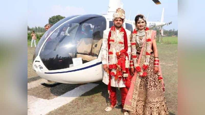 An interesting wedding story from Haryana, the bride and groom procession kpa