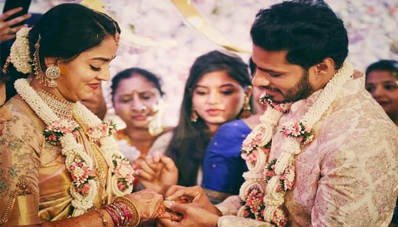 Hero Nikhil Gowda marriage in trouble