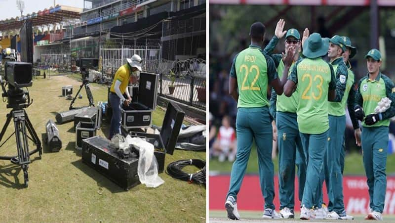 corona has it's effect on cricket too, PSL and IND-SA series called off