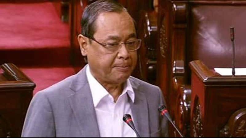 Former CJI Ranjan Gogoi takes oath in Rajya Sabha in presence of PM Modi, Amit Shah
