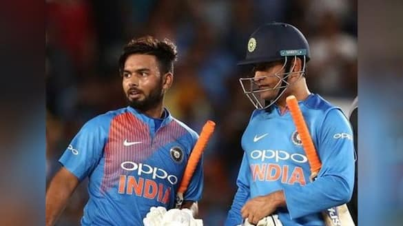 IPL 2021 Ravi Shastri's tweet on MS Dhoni and Rishabh Pant goes viral