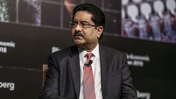 Kumar mangalam birla offer about his stake in Vodafone idea