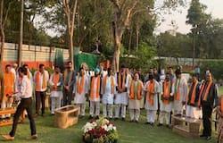 Madhya Pradesh, Jyotiraditya Scindia, JP Nadda, BJP, Congress in Madhya Pradesh, BJP in Madhya Pradesh