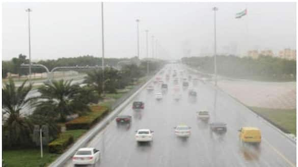 weather warning issued in oman by civil aviation authority
