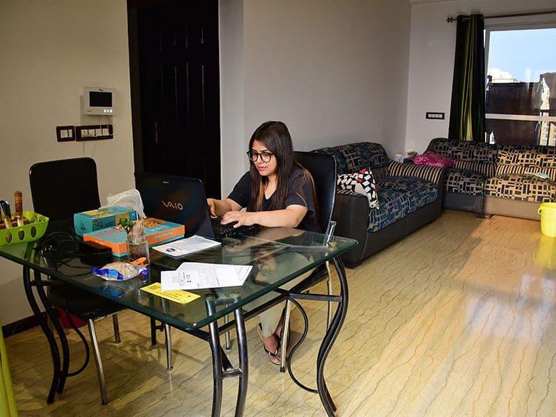 Corona virus: Home Safer Than Workplace