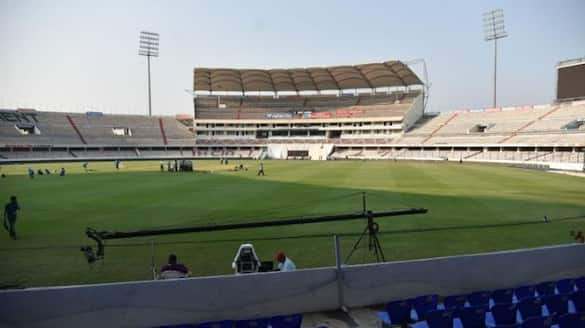 Hyderabad Dropped From the List of Venues For International Match season 2021-22