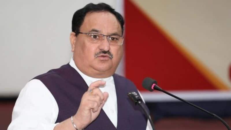 BJP National President J P Nadda Talks Over Central Government