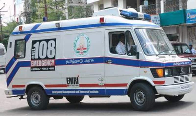 108 staff demands to hike salaries in Telangana lns