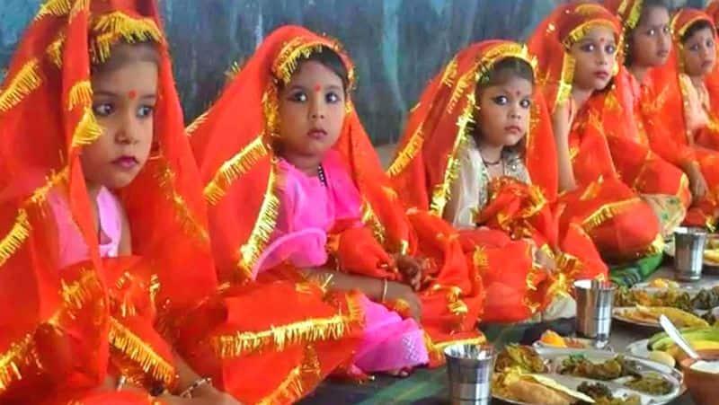 Know about the importance of Kumari Puja in Devi paksha BDD