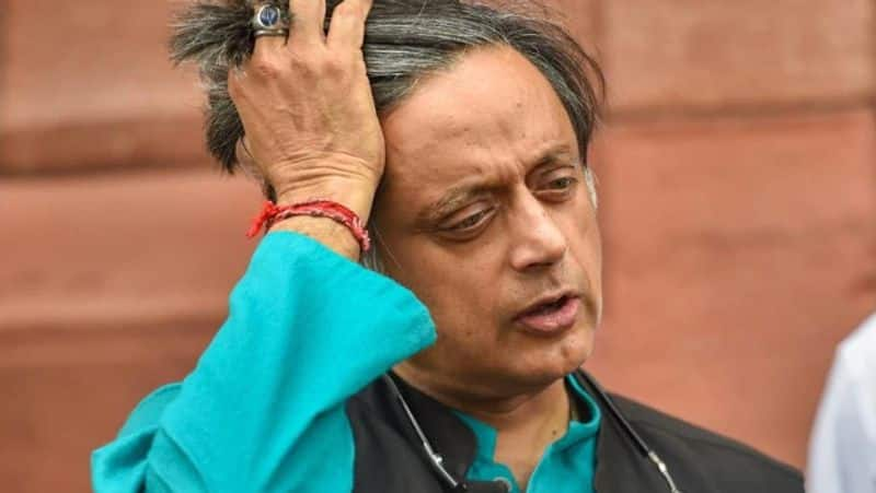 Netizens ask Tharoor why Sonia flew to US when Nehru-built AIIMS is good enough