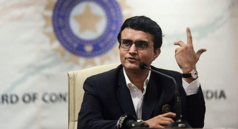 Very good man sourav ganguly can lead icc david gower