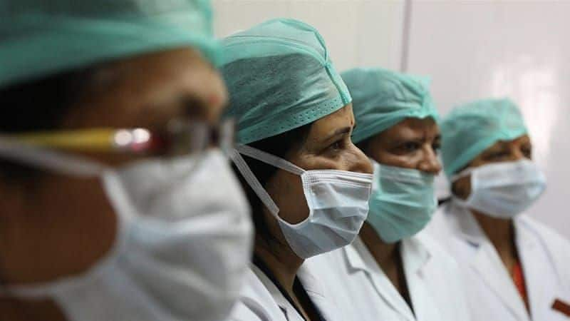 Arvind Kejriwal announces Rs 1 crore for kin of healthcare staff who die dealing with Covid 19 cases
