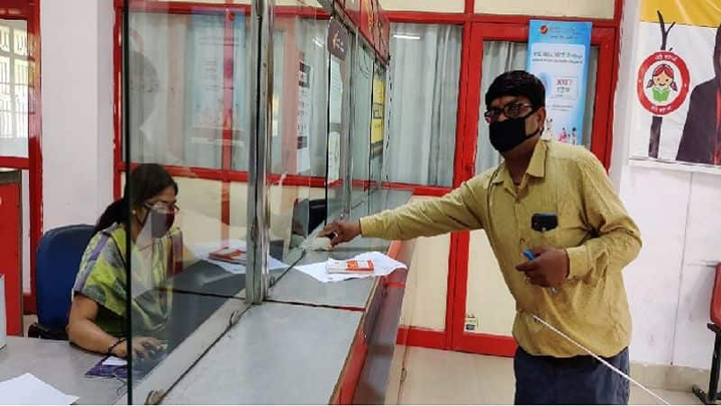 Health department sealed a branch of UCO Bank due to Coronavirus