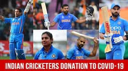 Check out Indian Cricketers Donations to help India fight COVID-19 Pandemic