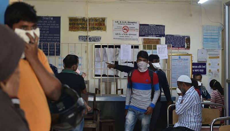 Another corona patient died in west bengal