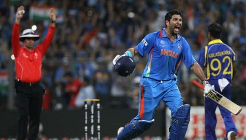 I was also taken my jersey off like dada but no one noticed says Yuvraj Singh