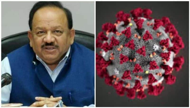 Union health minister harsh vardhan hints at lockdown extension