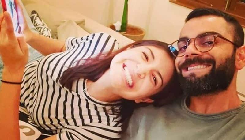 Viral kohli and anushka sharma video goes viral on net