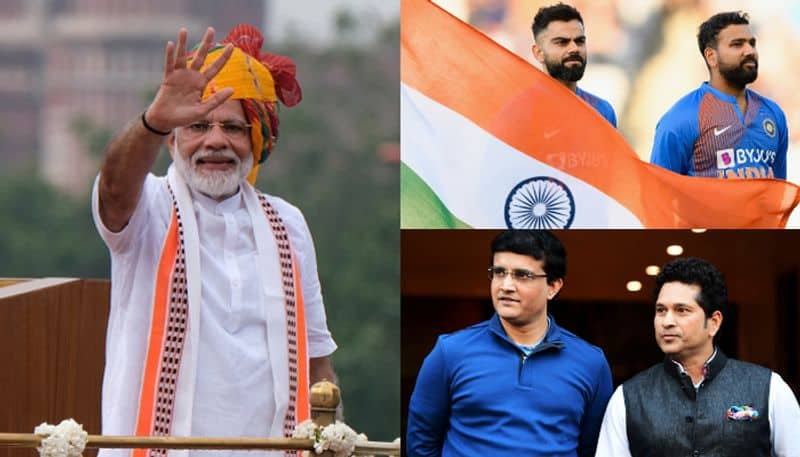 Next Friday PM Narendra Modi going to arrenge a live meeting with 4 legend cricketers