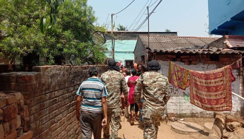 Clash erupts in Midnapore town over sale of Ganja during lockdown