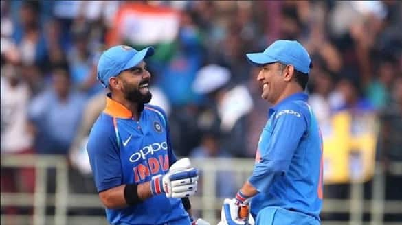 T20 World Cup:Virat Kohli delighted to have MS Dhoni as mentor, unaware of talks around Rahul Dravid
