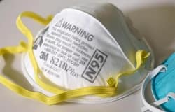 """<p>The Centre on Monday (July 20) wrote to all states and Union Territories warning against the use of N-95 masks with valved respirator by people. It added that these N-95 masks won't prevent the virus from spreading out and are """"detrimental"""" to the measures adopted for its containment.</p>"""