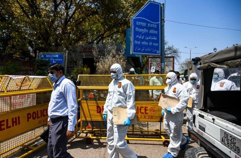 20 Coronavirus Hotspots Sealed In Delhi