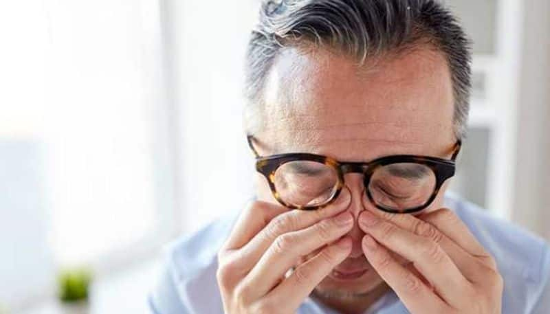 study says that covid 19 may cause eye abnormalities too