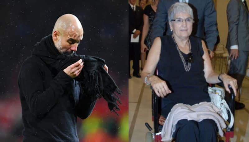 Manchester City coach Pep Guardiola's mother dies due to Covid 19 virus