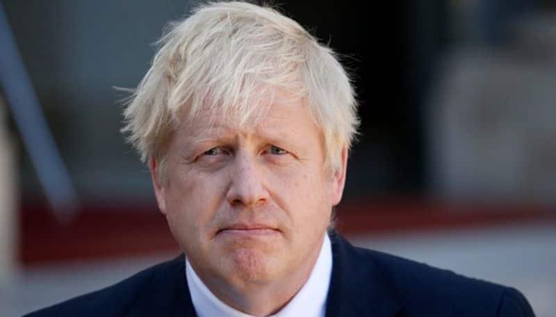 British Prime Minister Boris Johnson was taken into an icu for corona virus