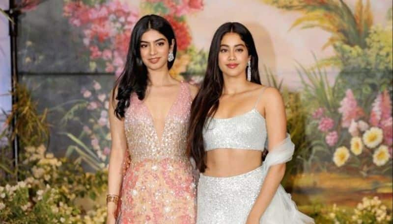 Janhvi Kapoor and Khushi Kapoor's TikTok video says Khushi might get married first
