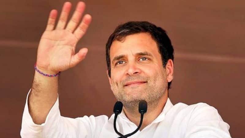 rahul gandhi reaction on trump remark about anti malarial  medicine