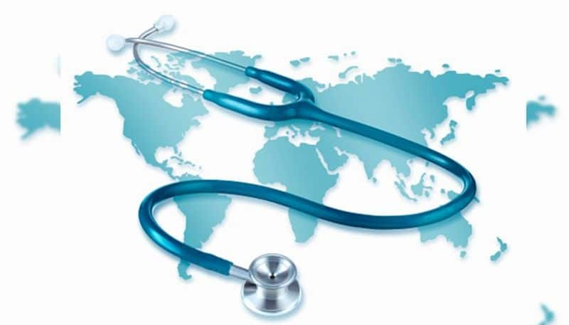 World health day stay safe and stay healthy