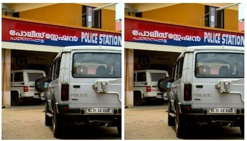attack against girls home who in quarantine in pathanamthitta cpm workers surrender