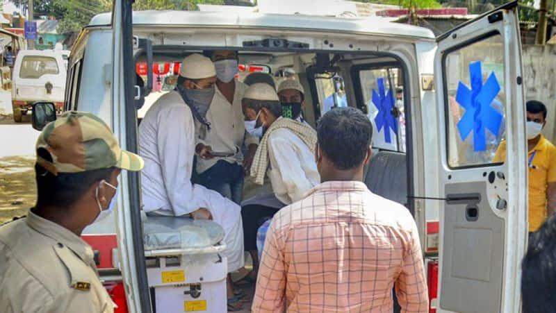17 Tablighi Jamaat reached jail after quarantine ends in UP