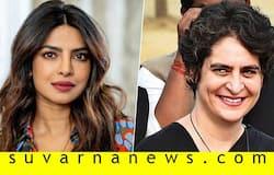 Priyanka Chopra and Priyanka Vadra