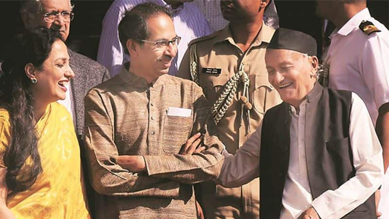 Know why Uddhav Thackeray is staring at the Raj Bhavan