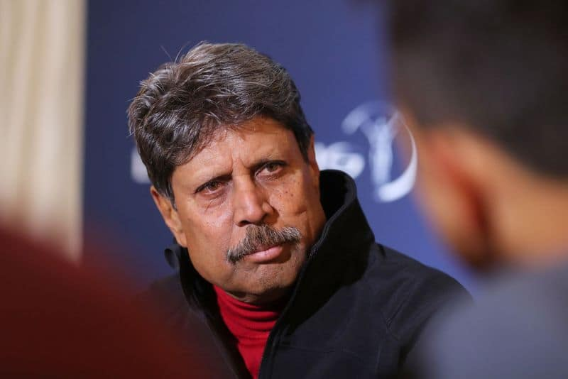 Responsibility of religious shrines to provide financial help to country amid Covid-19: Kapil Dev