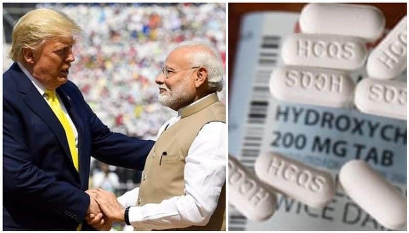 india to give hydroxychloroquine tablets to 13 countries including america
