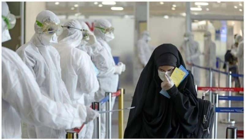 covid cases crossed five thousand in saudi arabia and 73 deaths