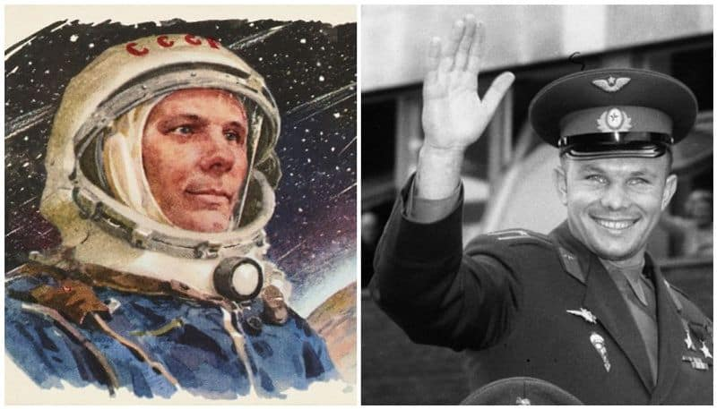 the day yuri gagarin made the first space flight by a human being
